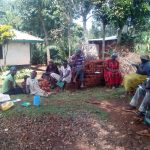 The Water Project: Asimuli Community, John Omusembi Spring -  Water Handling Training