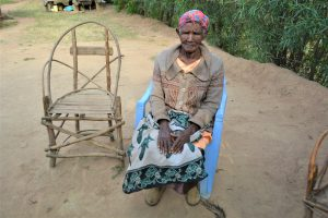 The Water Project:  Participant Margaret Muthama