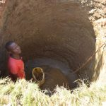 The Water Project: Ngitini Community C -  Excavation