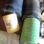 The Water Project: Kigulienyi Primary School -  Water Containers