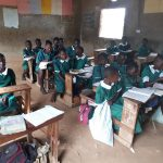 The Water Project: Ebutenje Primary School -  Students In Class
