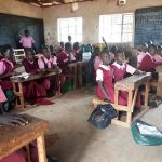 The Water Project: Kitumba Primary School -  Students In Class