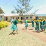 The Water Project: Shinyikha Primary School -  Students Outside Class