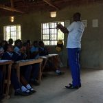 The Water Project: Gidagadi Secondary School -  Handwashing Training