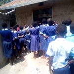 The Water Project: Matsigulu Primary School -  Tank Care Training