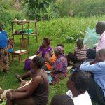 The Water Project: Shirugu Community, Mashela Spring -  Training