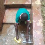 The Water Project: Kigulienyi Primary School -  Fetching Water From The Community