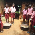 The Water Project: Kitumba Primary School -  Lunch