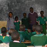The Water Project: Mavusi Primary School -  Training