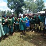 The Water Project: Imbale Primary School -  Handwashing Training