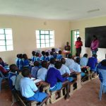 The Water Project: Shivanga Primary School -  Training