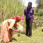 The Water Project: Shirugu Community, Shapaya Mavonga Spring -  Handwashing Training