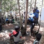 The Water Project: Upper Visiru Community, Wambosani Spring -  Training