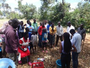 The Water Project:  Handwashing Training