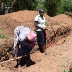 The Water Project: Katuluni Community B -  Sand Dam Construction