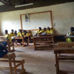 The Water Project: Ibwali Primary School -  Inside A Classroom