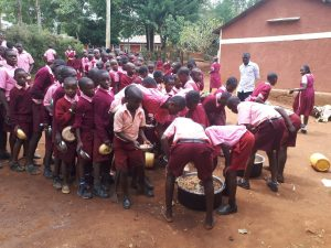 The Water Project:  Lunch
