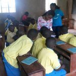 The Water Project: Lugango Primary School -  Training