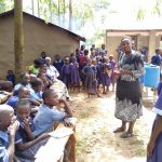 The Water Project: Shihimba Primary School -  Training