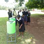The Water Project: Lwanda Secondary School -  Handwashing Training