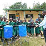 The Water Project: Mavusi Primary School -  Handwashing Training