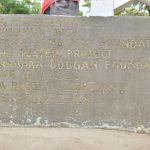 The Water Project: Ilinge Community E -  Well Plaque