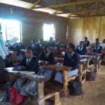 The Water Project: Immaculate Heart Secondary School -  In Class
