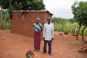 The Water Project:  Priscilla And Her Husband