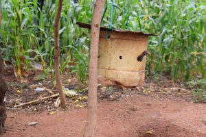 The Water Project:  Small Chicken Coop