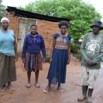 The Water Project: Mwau Community -  Anastacia And Her Family