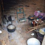 The Water Project: Mwau Community -  Kitchen