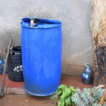 The Water Project: Mwau Community -  Water Storage Containers