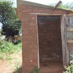 The Water Project: Kathuli Community -  Latrines