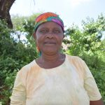 The Water Project: Kathuli Community -  Mary Mwania