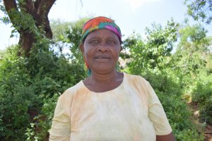 The Water Project:  Mary Mwania