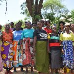 The Water Project: Kathuli Community -  Self Help Group Members