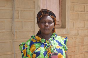 The Water Project:  Agnes Mwanziu Mbusya