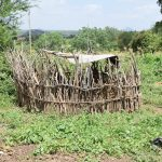 The Water Project: Tulimani Community -  Animal Pen