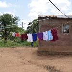 The Water Project: Tulimani Community -  Clothes Hang To Dry