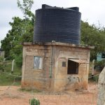 The Water Project: Kathungutu Community -  Water Kiosk