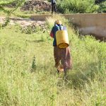 The Water Project: Utuneni Community B -  Carrying Water