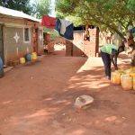 The Water Project: Utuneni Community B -  Compound