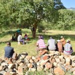 The Water Project: Utuneni Community B -  Self Help Group Members Meeting
