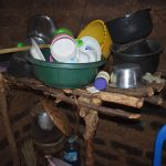 The Water Project: Kala Community B -  Dishes
