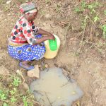 The Water Project: Mbiuni Community -  Fetching Water