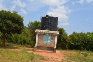 The Water Project:  Community Kiosk
