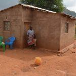 The Water Project: Katovya Community -  Homestead
