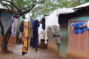 The Water Project:  Clothes Hang To Dry