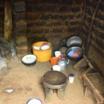 The Water Project: Mwau Community A -  Kitchen