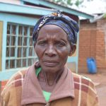 The Water Project: Mwau Community A -  Teresia Kabali